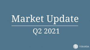 MARKET UPDATE   Q2 2021